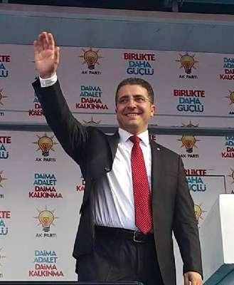 AK Parti İl Başkanı: Mersin Büyükşehir Kurtlar Vadisi'ne döndü