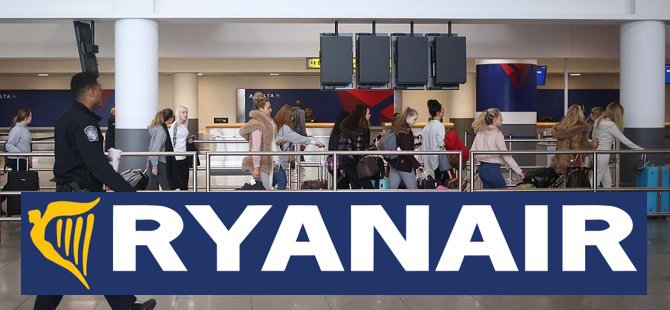 Ryanair'dan alkol yasağı