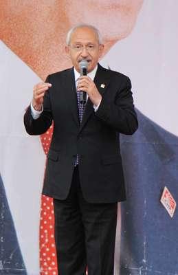 Kılıçdaroğlu, Muğla'da yağmur altında konuştu: Nasıl devlet yönetilirmiş öğreteceğim onlara (3)
