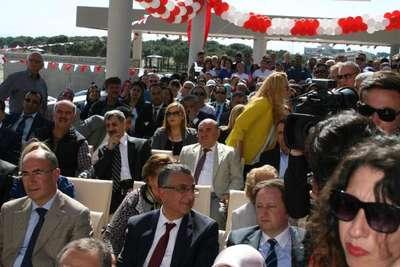 Sağlık Bakanı Mehmet Müezzinoğlu, Balıkesir'de (2)