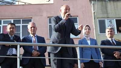 Sağlık Bakanı Mehmet Müezzinoğlu, Balıkesir'de (3)