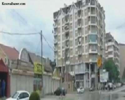 Makedonya'nın Kumanova kentindeki çatışmanın görüntüleri yayınlandı