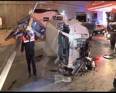 Esenyurt'ta kaza: 2 ağır yaralı