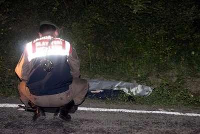Motosikletten düştüğü iddia edilen 19 yaşındaki genç öldü