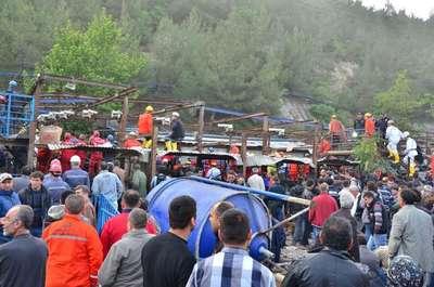 Soma'da 301 madencinin can verdiği facianın yıldönümü için, hazırlıklar tamamlandı