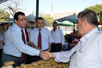 MHP'li Tanrıkulu: Vatandaş patatese dokunmaya kıyamıyor