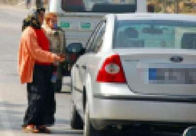 Kayseri'de dilencilik yapan 230 Suriyeli Mardin Derik Barınma Merkezi'ne gönderildi