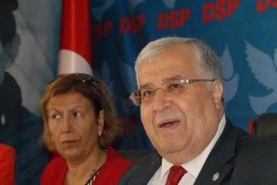 DSP Lideri Türker: AK Parti-CHP koalisyonu kurgulanıyor
