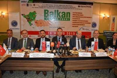 Balkan ülkeleri Bursa'daki fuarda buluşacak