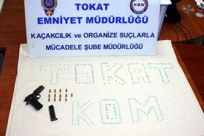 Tokat merkezli uyuşturucu operasyonunda 9 tutuklama