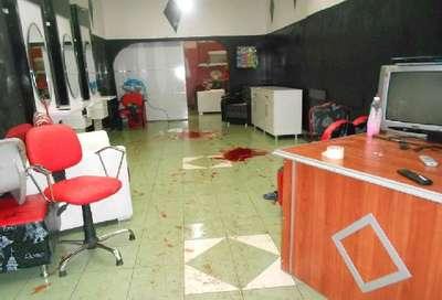 Çorum'da baba ve oğlu silahlı saldırıda yaralandı