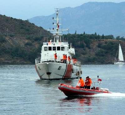 Libya'da vurulan geminin 3. kaptanının cenazesi Fethiye'de (2)- Yeniden