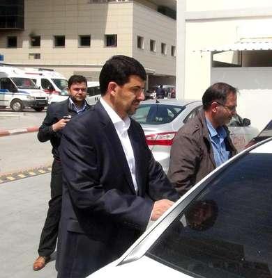 Konya'da gözaltına alınan 3 avukattan 2'si serbest (2)