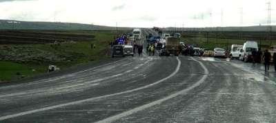 Kars- Ardahan karayolunda kaza: 6 ölü (2) - yeniden