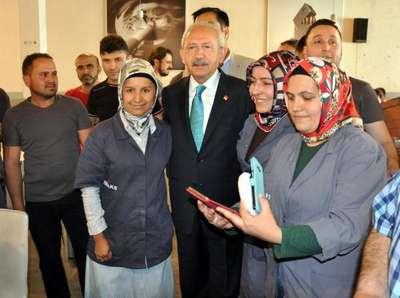 Kılıçdaroğlu: Refahı tabana yayacağız- ek fotoğraflar