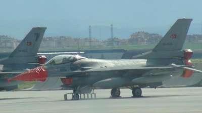 Suriye, helikopterini ve savaş uçağını düşüren Türk jetleri, NATO tatbikatında