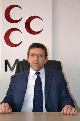 MHP Denizli İl Başkanı Öztürk'ten afiş tepkisi