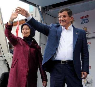 Başbakan Davutoğlu: Bahçeli'ye şeref dersi vereceğiz (2)