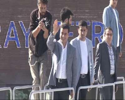 Demirtaş, İstanbul Aksaray mitinginde konuştu...