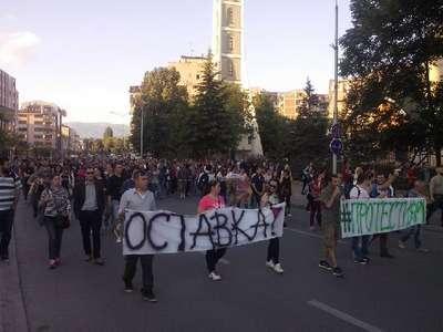 Makedonya'da 2 bakan istifa etti
