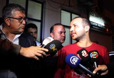 Libya'da vurulan geminin 3. kaptanının cenazesi Fethiye'de (5)