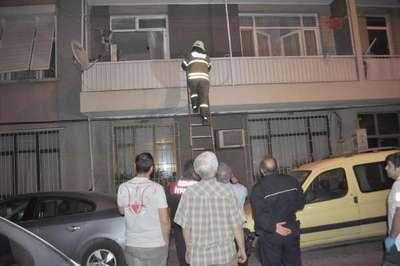 Yangından kurtarıldı, 'Yaşıyor muyum?' diye sordu
