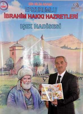 İbrahim Hakkı'nın çizgi romanı yayınlandı
