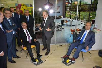 Balkan Fuarı, Bursa'da açıldı