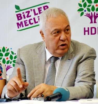 HDP'li Celal Doğan: Polis normalleştikçe demokrasi eksiksiz normalleşir