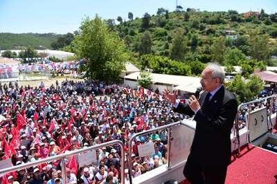 Kılıçdaroğlu: İktidar olunca onlara 'Devlet nasıl yönetilir' kursu açacağım (2)