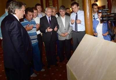 Kılıçdaroğlu: İktidar olunca onlara 'Devlet nasıl yönetilir' kursu açacağım - ek fotoğraflar