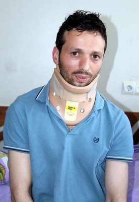 İş kazasında yaralanan madenci ameliyatla felç olmaktan kurtuldu
