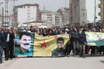 YPG'li Polat'ın cenazesi Yüksekova'da toprağa verildi