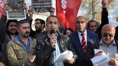 Sivas'ta 'Soma' eylemi