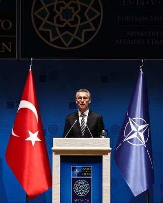 Davutoğlu ve ABD Dışişleri Bakanı Kerry başbaşa görüştü (4)