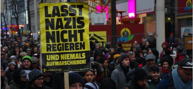 On binler 'Nazi yönetimine hayır' dedi
