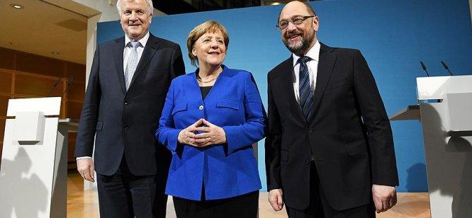 Almanya'da koalisyon krizi 117. gününde