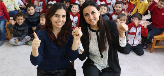 Dünyanın en iyi 2 öğretmeni Samsun'dan çıktı