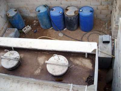 Şanlıurfa'da kaçak akaryakıt satışı iddiasına 2 gözaltı