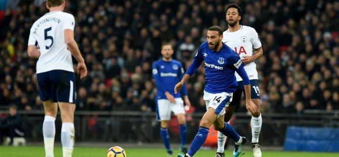 Cenk Tosun'lu Everton puansız döndü