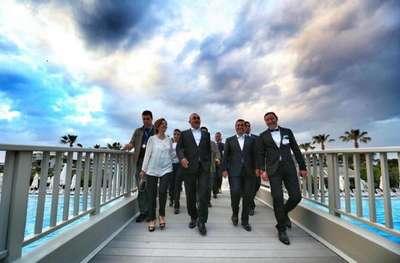 Türk ve Yunan Dışişleri Bakanlarından barış şarkısı