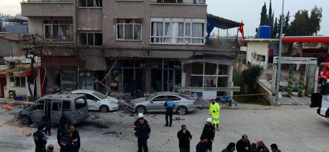YPG füze attı: 1 ölü 47 yaralı