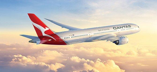En güvenli hava yolu Qantas