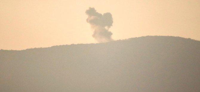 Türkiye sınırında 2 bombalı saldırı