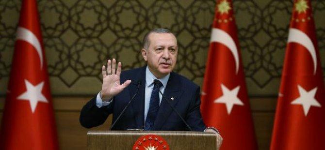 Erdoğan alttan aldı
