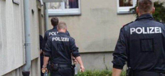 4 eyalette ev ve iş yerlerine polis baskını