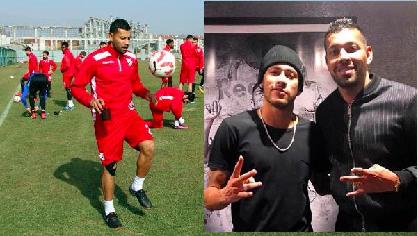 Neymar'dan Türk takımına 75 bin liralık destek