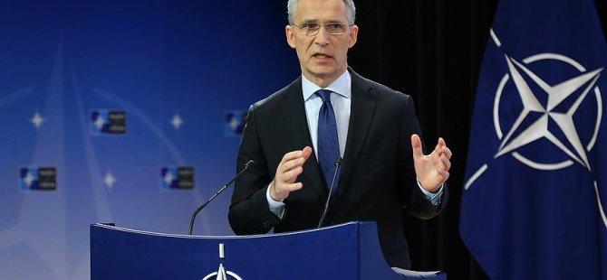 NATO: Ege'de tansiyonu yükseltmeyin