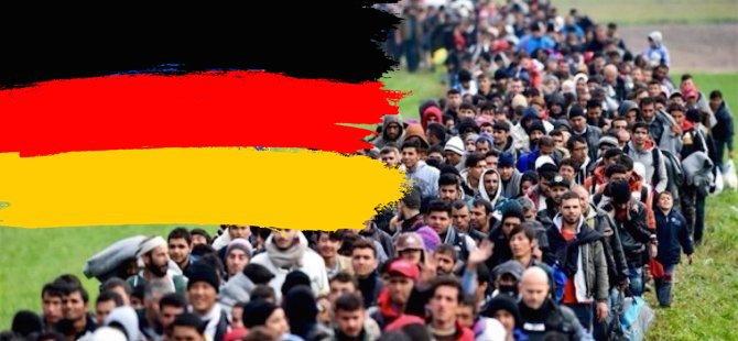 En fazla iltica başvurusu Almanya'ya yapıldı