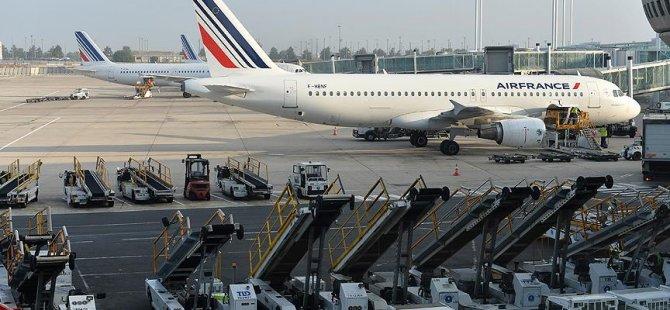 Air France, Irak ve İran güzergahını değiştirdi